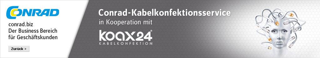 Kabelkonfektion - koax24.de