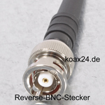 BNC-Stecker - BNC-Buchse