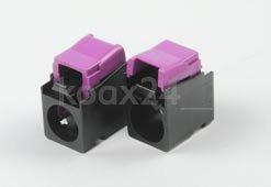 FAKRA Kunststoff-Gehäuse Kuppler