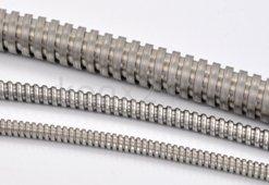 Schutzschlauch Metall 11,0/14,0mm Endlage